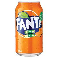 FANTA 375ML CANS BOX 24