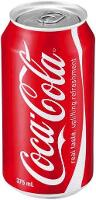 COKE COCA COLA 375ML CAN BOX 24