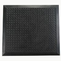 FLOORTEX CHAIRMAT ANTI FATIGUE 71X78CM RIPPLE