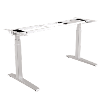 FELLOWES LEVADO SIT STAND HEIGHT ADJUSTABLE DESK BASE ONLY