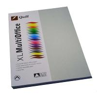 COPY PAPER QUILL A4 80GSM GREY PK100