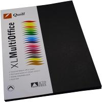 COPY PAPER QUILL A4 80GSM BLACK PK100