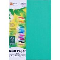 COPY PAPER QUILL A4 80GSM GREEN REAM
