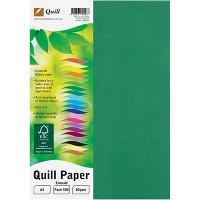 COPY PAPER QUILL A4 80GSM EMERALD REAM