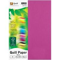 COPY PAPER QUILL A4 80GSM MAROON REAM