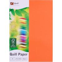 COPY PAPER QUILL A4 80GSM ORANGE REAM