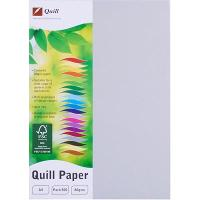 COPY PAPER QUILL A4 80GSM GREY REAM
