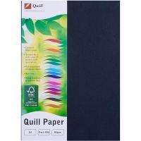 COPY PAPER QUILL A4 80GSM BLACK REAM