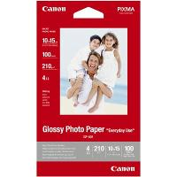 CANON 170GSM 4x6 INCH GLOSSY PHOTO PAPER GP-501 100 SHEETS PACK
