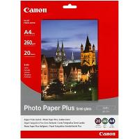 CANON 260GSM A4 SEMI-GLOSS PHOTO PAPER SG-101 20 SHEETS PACK