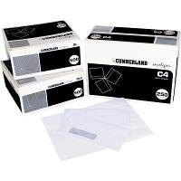 CUMBERLAND C4 324x229mm SECRETIVE PLAIN STRIP SEAL LASER  ENVELOPES