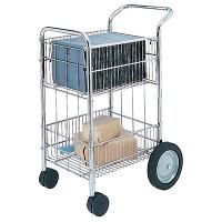 FELLOWES MINI MAIL CART 90KG CAPACITY
