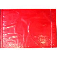 LABELOPES PACKAGING ENVELOPES 175 X 235mm PLAIN RED BACKED