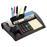 3M POST IT C-50 DESK ORGANISER BLACK