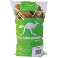 RUBBER BANDS SIZE 106 500grm BAG