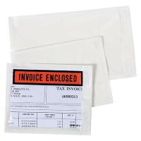 LABELOPES PACKAGING INVOICE ENCLOSED 115x150mm BOX1000