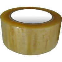 PP30 RUBBER ADHESIVE 48X75M CLEAR TAPE
