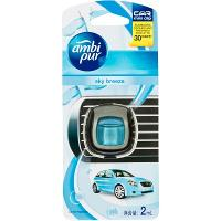 AMBI PUR CAR VENT CLIP SKY BREEZE 2ml