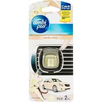AMBI PUR CAR VENT CLIP VANILLA BLISS 2ml