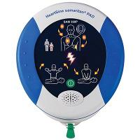 HEARTSINE 360P DEFIBRILLATOR FULLY AUTOMATIC BLUE