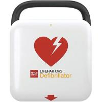LIFEPAK CR2 ESSENTIAL DEFIBRILLATOR SEMI AUTOMATIC WHITE