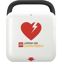 LIFEPAK CR2 ESSENTIAL DEFIBRILLATOR FULLY AUTOMATIC WHITE