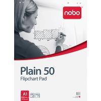 NOBO ECONOMY FLIP CHART PAD 50 SHEETS