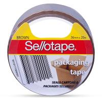 SELLO PACKAGING TAPE 36MMX20M BROWN