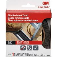3M SAFETY-WALK TAPE 7635 STEP AND LADDER 50mm X 4.5m BLACK