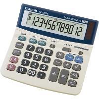 CANON DESKTOP CALCULATOR TX220TS 12 DIGIT ADJUSTABLE DISPLAY