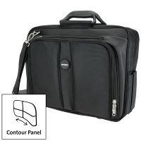 KENSINGTON COMPUTER BAG CONTOUR PRO 17 INCH BLACK