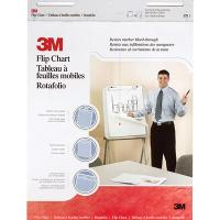 3M 570 FLIPCHART WHITE 635mm X 762mm