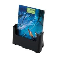 DEFLECT-O BROCHURE HOLDER SUSTAINABLE OFFICE - A4 SINGLE TIER