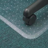 MARBIG ANTI-STATIC CHAIRMATS LARGE 1140mm X 1340mm CLEAR