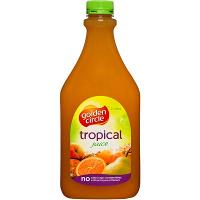 GOLDEN CIRCLE TROPICAL FRUIT JUICE 2 LITRES