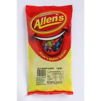 ALLENS JELLY BEANS 1KG PACK