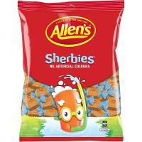 ALLENS SHERBIES 850GM PACK