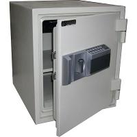 DEFIANCE ESD104AHL DIGITAL SAFE 1HR FIRE 515x435x465 80kg