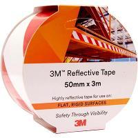 3M 7930 REFLECTIVE TAPE 50mmx3m RED/WHITE