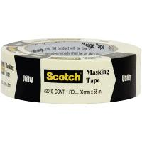 SCOTCH 2010 MASKING TAPE 36mmx55m BEIGE