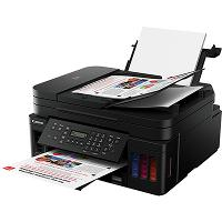 CANON G7065 PIXMA ENDURANCE MULTIFUNCTION INKJET PRINTER