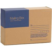 CUMBERLAND MAILING BOXES 7120 310WX225DX102H PKT25
