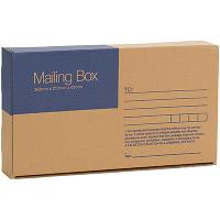 CUMBERLAND MAILING BOXES 7124 363WX212DX65H PKT25