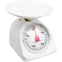 ITALPLAST SPRING SCALE 5kg WHITE