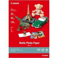 CANON MP101 A3 170GSM MATTE PHOTO PAPER PKT40