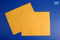 CUMBERLAND 405x305mm GOLD PEEL AND SEAL POCKET ENVELOPES 520841