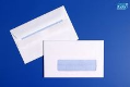 CUMBERLAND 11B 90x145mm SECRETIVE WINDOW FACED SELF SEAL ENVELOPES 520817
