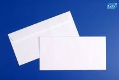 CUMBERLAND DL 110x220mm PLAIN STRIP SEAL LASER ENVELOPES SECRETIVE 520862