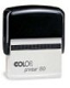 COLOP P50 SELF INKING STAMP 69x30mm